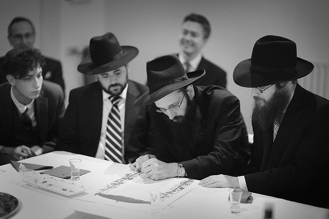 rabbi jewish ceremony